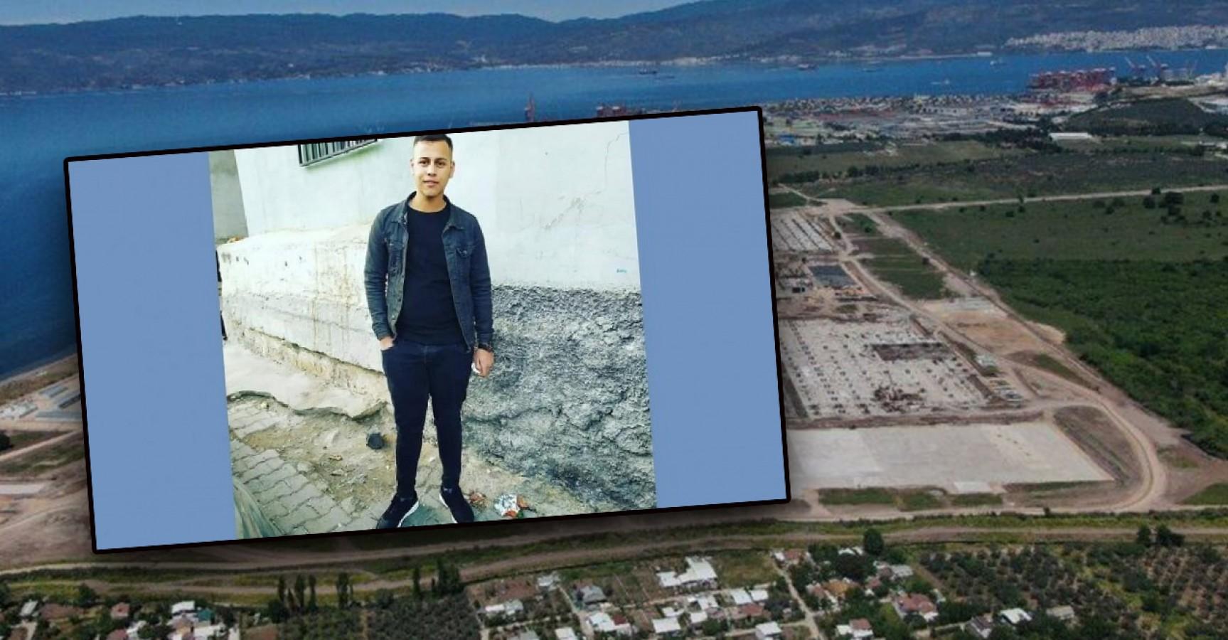 TOGG inşaatında iş cinayeti: Urfalı işçi hayatını kaybetti!