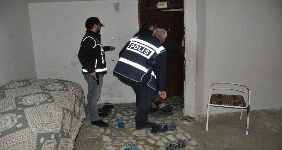 Torbacı operasyonu: 32 gözaltı