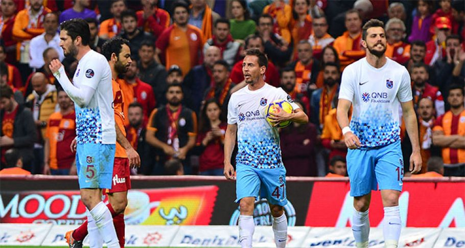 Trabzonspor'a avrupa yolu kapandı!
