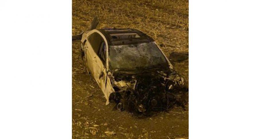 Traik kazasında: 1 ölü 2 yaralı