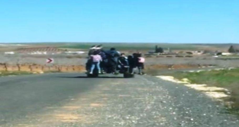 Traktör'de Tehlikeli Yolculuk