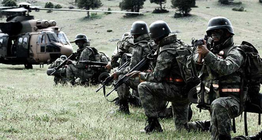 TSK: 11 silahlı terörist etkisiz hâle getirildi