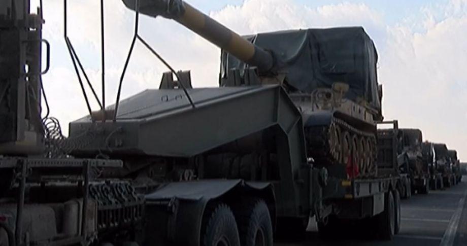 TSK Sınır Birliklerini Güçlendiriyor