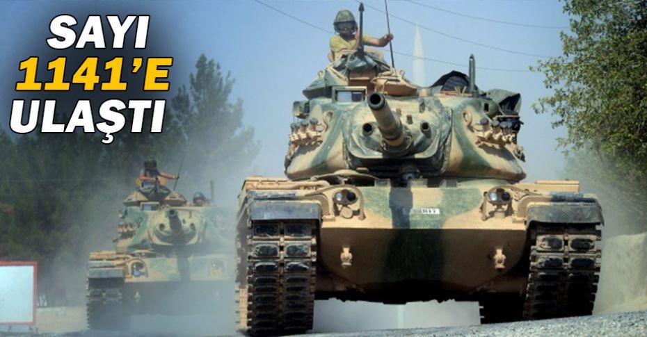 TSK'den son dakika Afrin açıklaması!