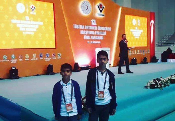 'TÜBiTAK-BİDEB' Geleceğin Başaralı Bilim Adamları, Bugünün Çocukları
