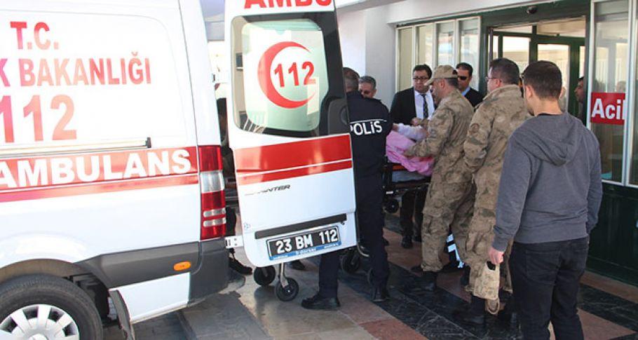 Tunceli'de EYP infilak etti! 1 asker yaralı