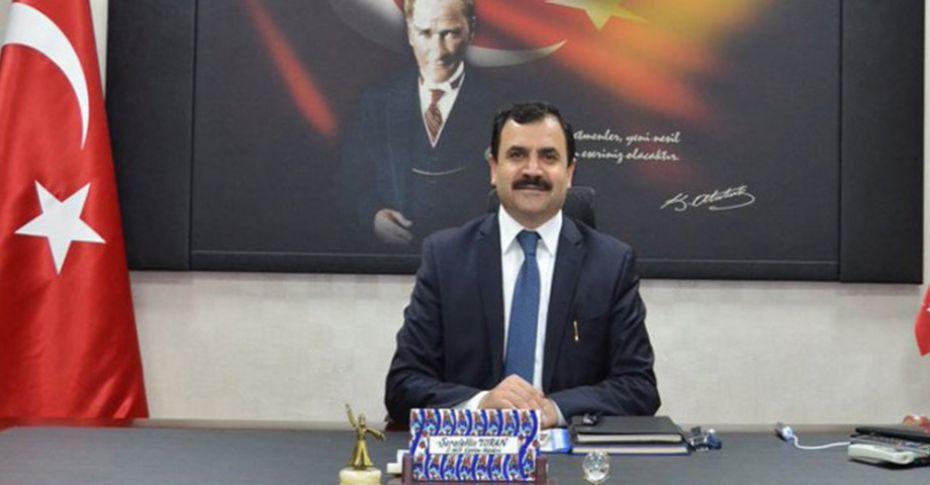 Turan, İl Milli Eğitim Müdürlüğüne asaletten atandı