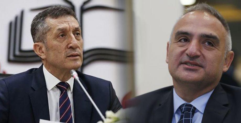 Turizm Bakanı Ersoy ve Milli Eğitim Bakanı Selçuk Şanlıurfa'ya geliyor