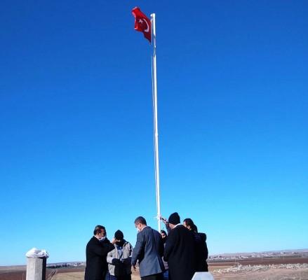 Türk Bayrağı talebine Akçakale Belediyesiden yanıt