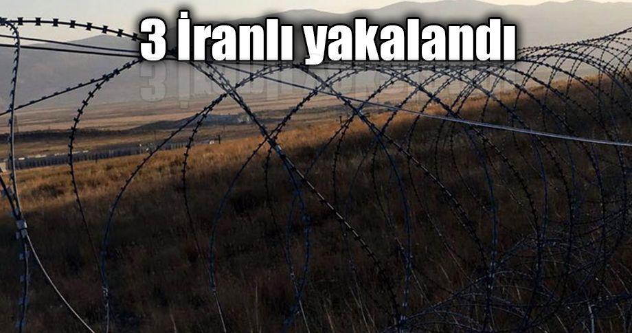 Türkiye sınırında tuhaf olay!