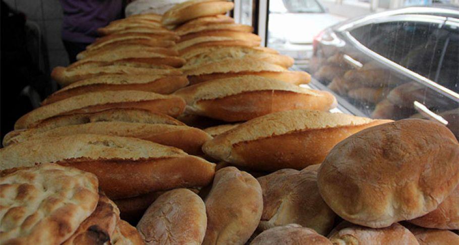 Türkiye'de ekmek israfı!