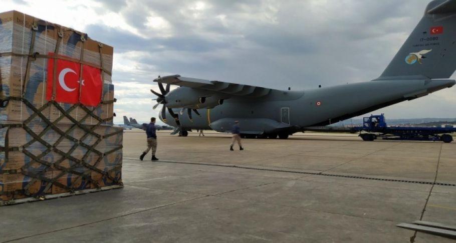 Türkiye'den Çad'a yardım eli