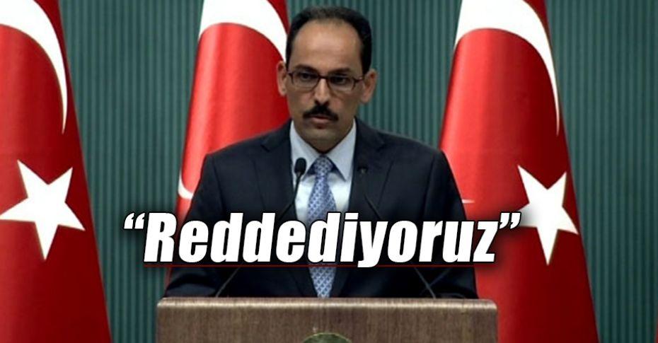 Türkiye'den Fransa'ya sert YPG tepkisi!