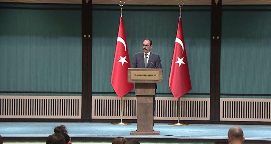 Türkiye'den karara sert tepki!