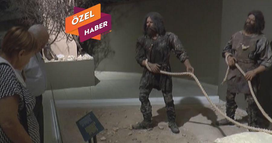 Türkiye'nin en büyük müzesi tarih severleri bekliyor