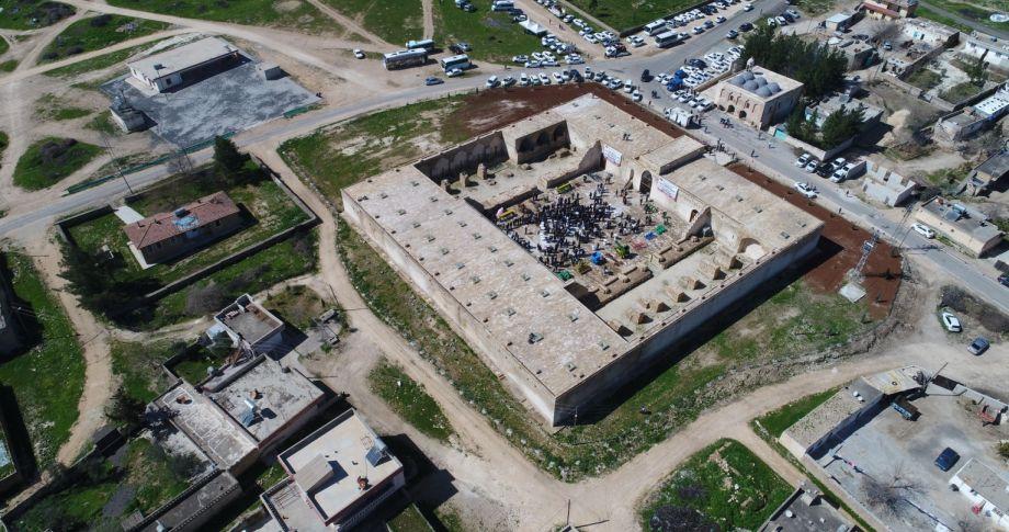 Türkiye'nin En Büyük Tarım Müzesi Şanlıurfa'da