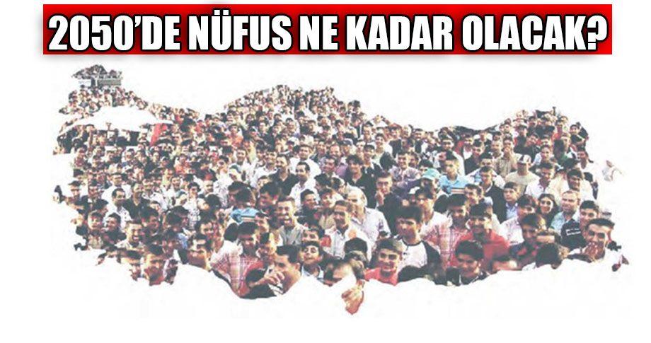 Türkiye'nin nüfusu yaşlanıyor