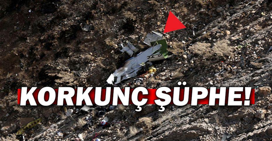 Türkiye'yi sarsan jet kazasının sebebi ne?