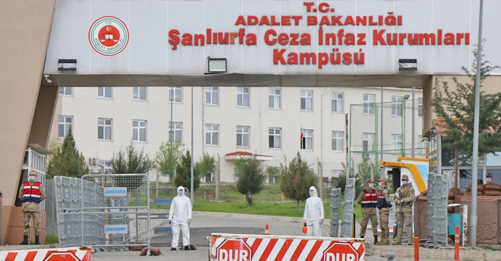 """Urfa Barosu tutuklularla görüştü: """"İşkence gördük"""""""