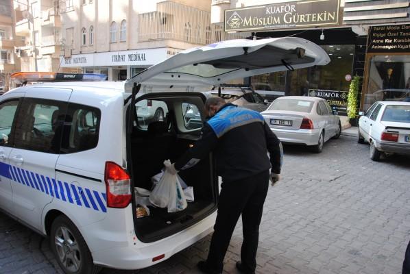 Büyükşehir zabıta ekipleri denetimlerini sürdürüyor