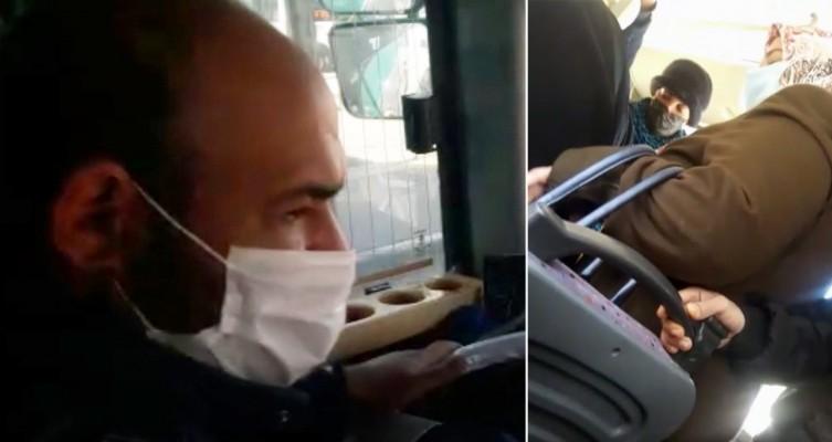 Şanlıurfa'da halk otobüsünde dolandırıcılık