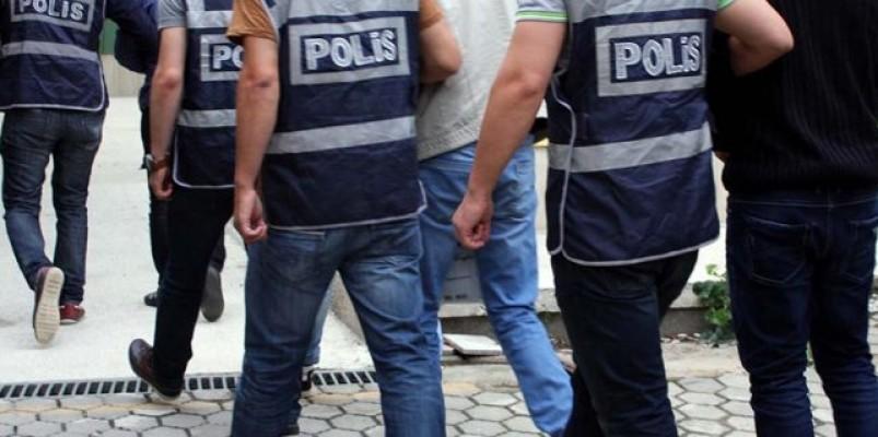 Şanlıurfa'da hırsızlık operasyonu: 5 gözaltı
