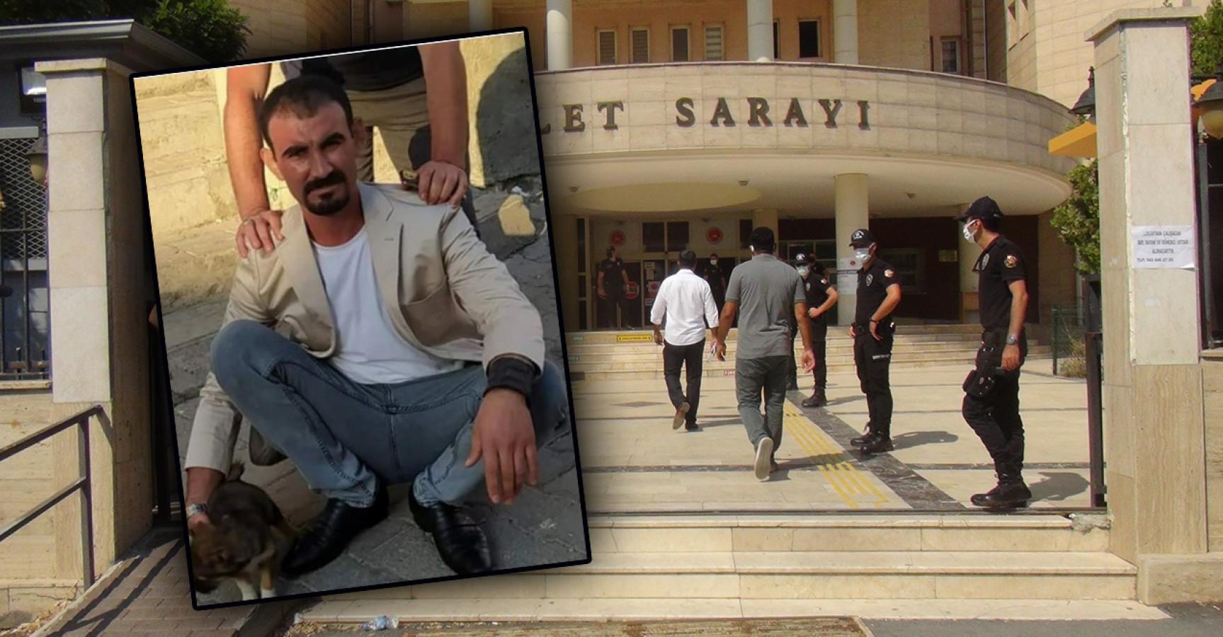 Urfa'da işkenceci babanın yargılanmasına devam edildi