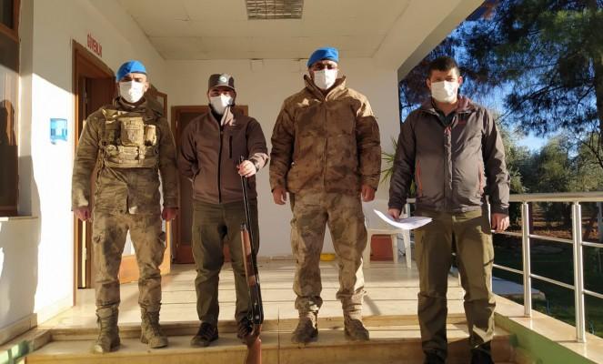 Şanlıurfa'da kaçak avcılara göz açtırılmıyor