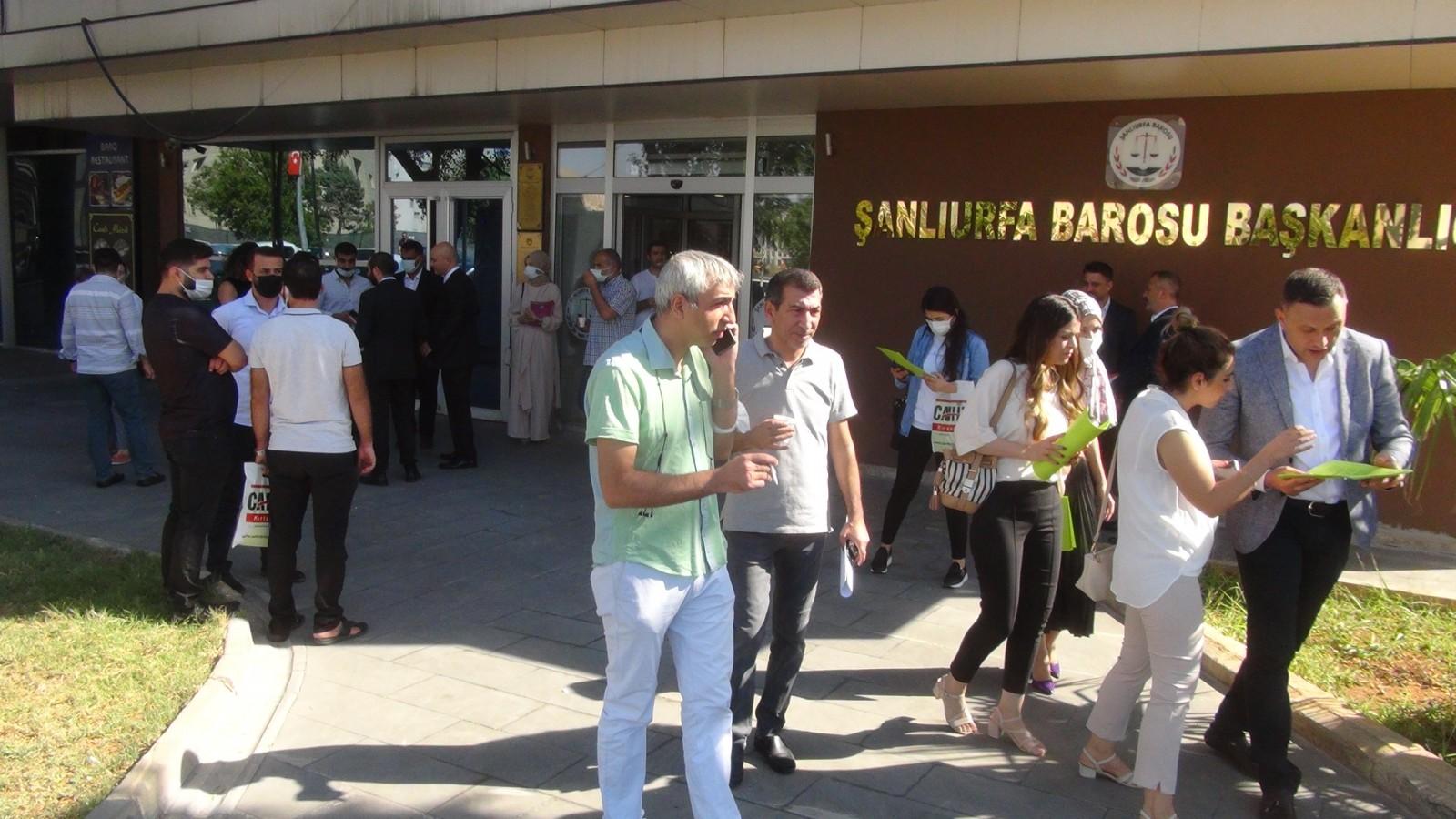 Urfa Eczacı Odası'nda seçim heyecanı başladı