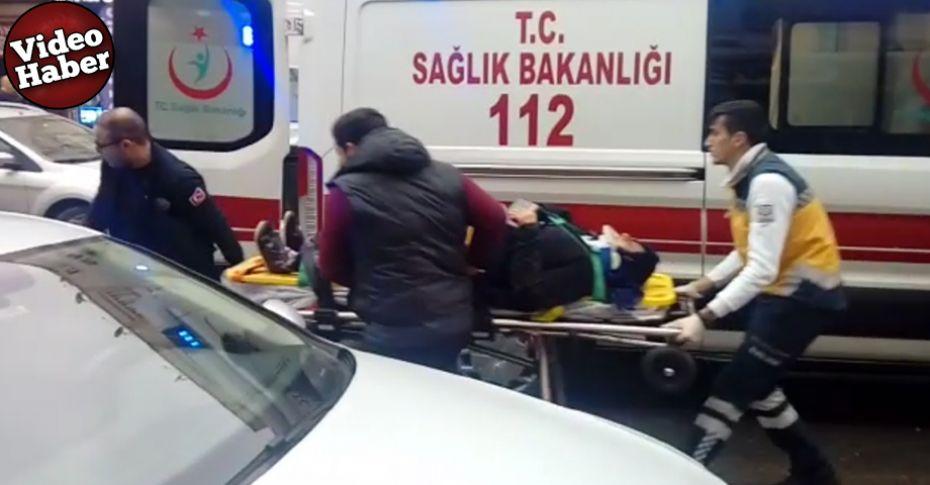 Şanlıurfa'da 50 yaşındaki kadına araba çarptı!