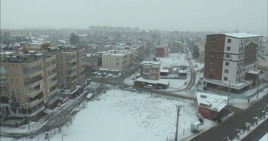 Urfa'da Kar Tatili Uzatıldı