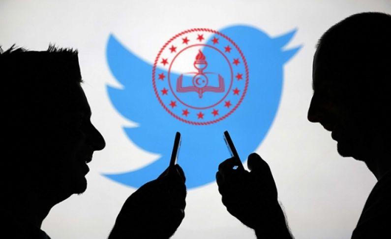 Urfa'da müdür, tweetine, retweet istedi iddiası!