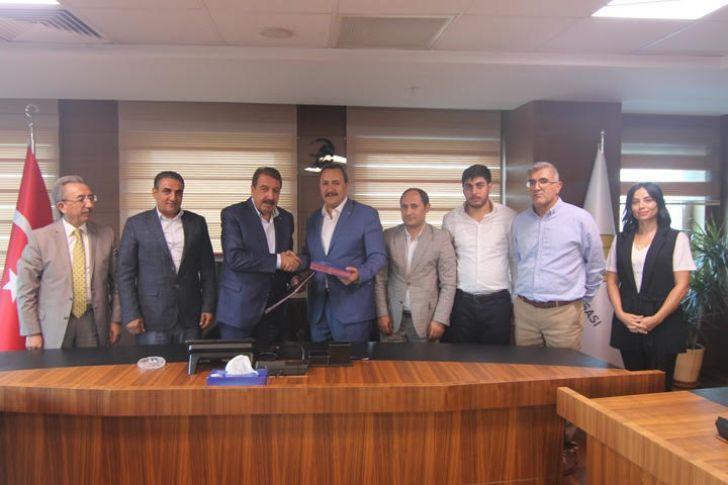 Urfa'da Tarım Ürünlerine Standart geliyor