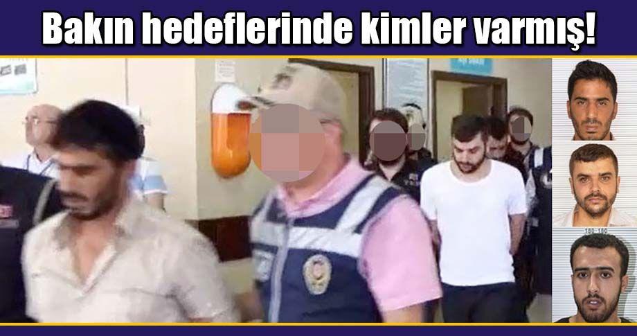 Urfa'da yakalanan DEAŞ infaz timi, talimatları oyun üzerinden alıyormuş