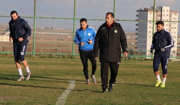 Urfaspor'da hazırlıklar başladı