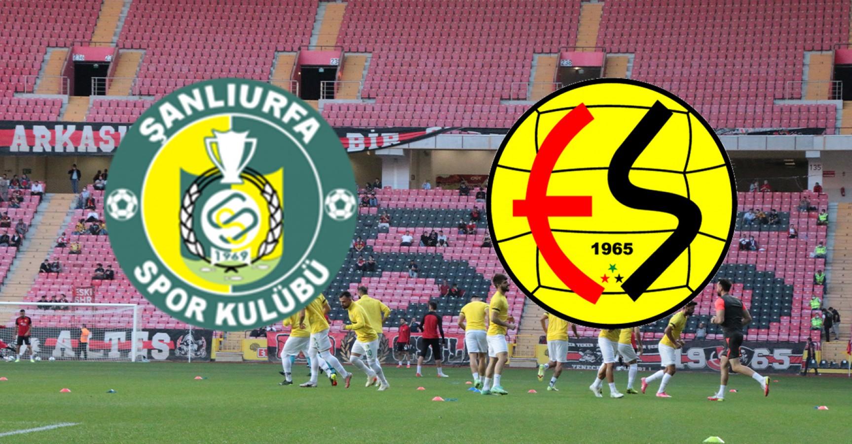 Urfaspor Eskişehirspor ile berabere kaldı
