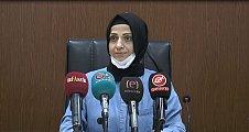 Şanlıurfa AK Parti kadın kollarından basın açıklaması
