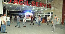 Telabyad'daki bombalı saldırıda yaralananlar Şanlıurfa'ya getirildi