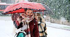 Bu illerde yaşayanlar dikkat! Kar geliyor...