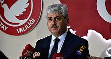 Hatay Valisi Doğan: '33 Mehmetçiğimiz şehit olmuştur'