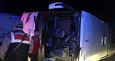 Kahramanmaraş'ta feci kaza: 7 ölü, 24 yaralı