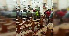 Sri Lanka'da patlama: ölü sayısı yükseliyor