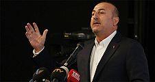 """Dışişleri Bakanı Çavuşoğlu: """"Aziz şehitlerimizin kanı hiçbir zaman yerde kalmadı..."""