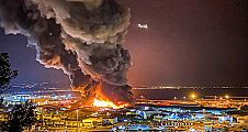 Limanda patlama