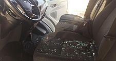 Hasta yakınları ambulansa saldırdı