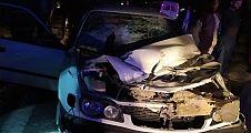 Akçakale'de trafik kazası: 1 ölü 2 yaralı