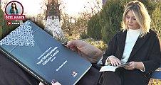 Ebru Okutan Akalın ilk kitabını çıkardı!