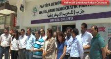 URFA'DAKİ AVUKATLARDAN HDP'YE DESTEK