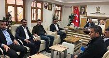 Süleyman Elgün Eyyübiye'den Aday Adayı Oldu