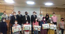 """""""Sağlıklı Nesil Sağlıklı Gelecek"""" ödül töreni"""